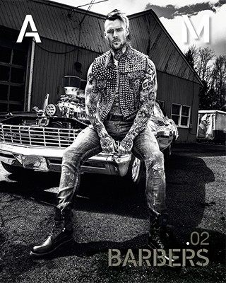 And Men Barber vol. 3 NEW