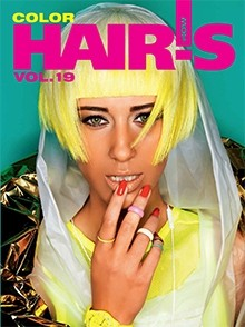 Hairs How color vol. 19