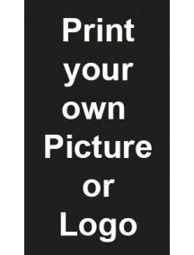 BFC-2000 Banner met uw eigen afbeelding of logo!