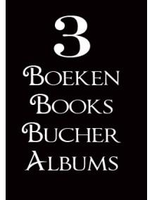 3 boeken nieuwe collectie