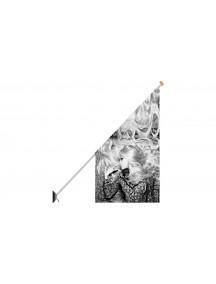 GF-0103 - Fassadenflag / Fassadenfahn